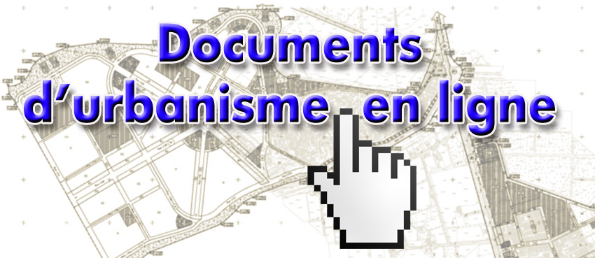 Documents d'urbanisme en ligne